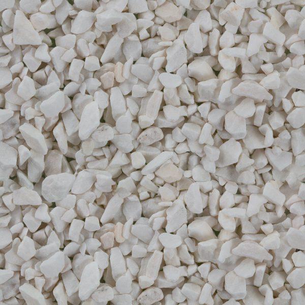 MARBLE GREEK WHITE 2.5-6.5MM