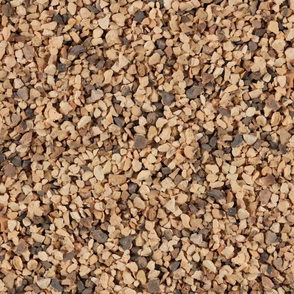 CALCINED BUFF BAUXITE 1-3MM