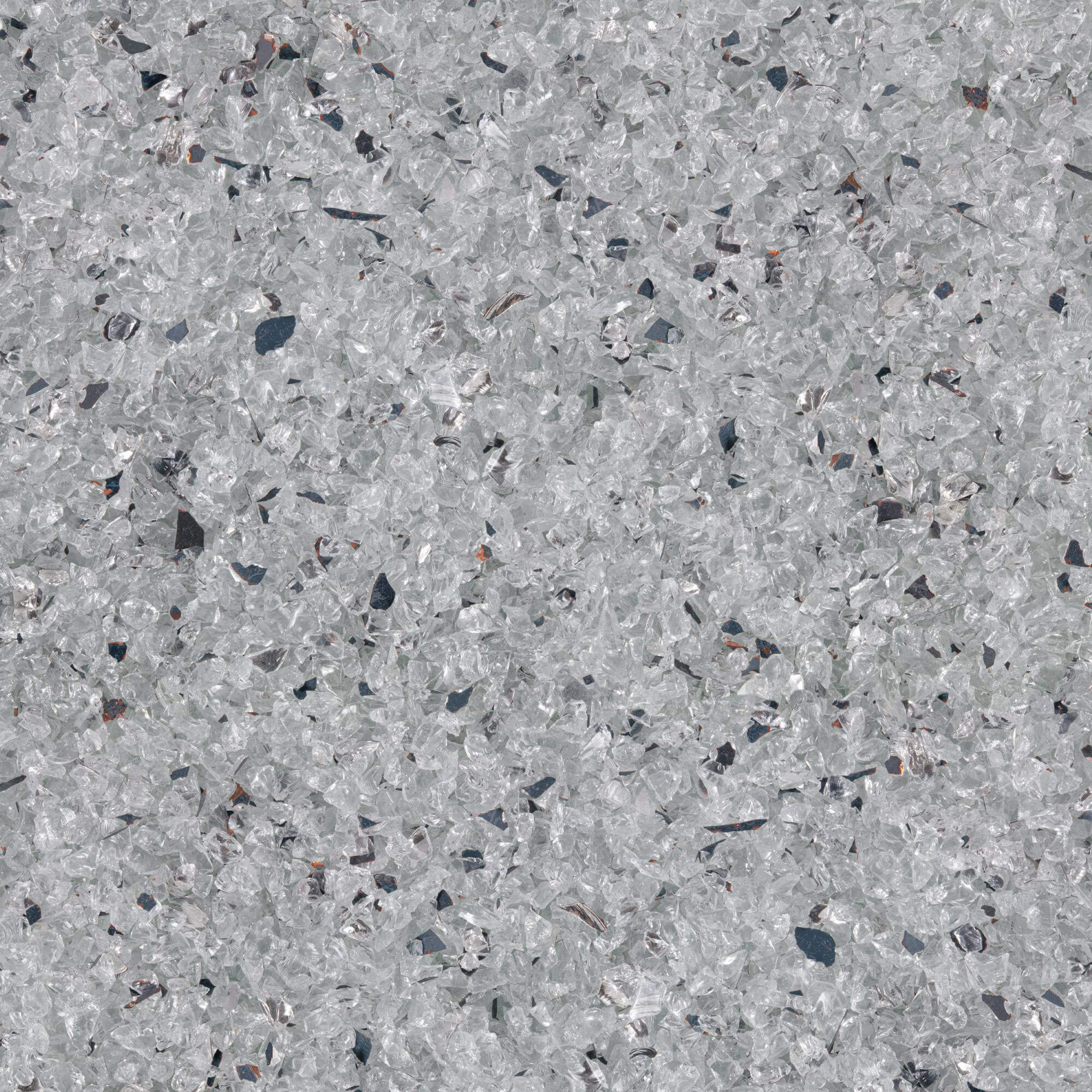 CRUSHED MIRROR GLASS 1-3MM