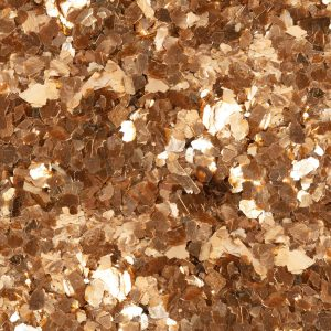 MICA FLAKES GOLD SIZE 3