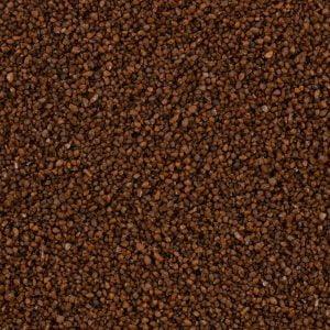 PIGMENTED QUARTZ 1199 BROWN 1.2-1.8MM