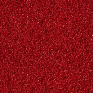 PIGMENTED QUARTZ 016 CARMINE RED 0.7-1.2MM